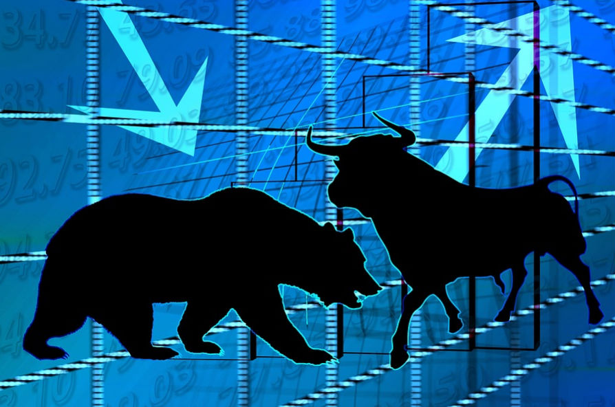 cryptocurrency can be either a bull or bear market