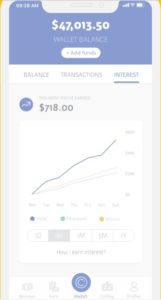 Celsius cryptocurrency wallet