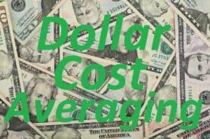 dollar cost averaging,dollar coast average