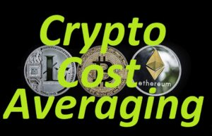 crypto cost averaging,cryptocurrency investing