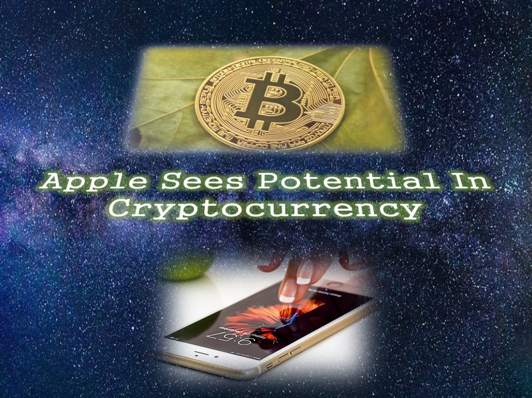 Apple Sees Potential In Cryptocurrency