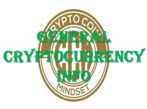 general cryptocurrency info