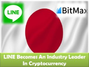 LINE becomes industry leader in crypto