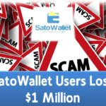 SatoWallet users lose 1 million