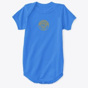 Official CryptoCoinMindSet Logo Baby Premium Onesie