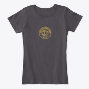 Official CryptoCoinMindSet Logo Comfort Women's Tee