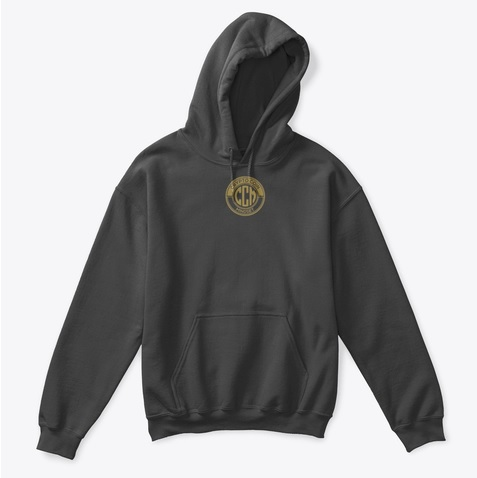 Official CryptoCoinMindSet Logo Kids Classic Pullover Hoodie
