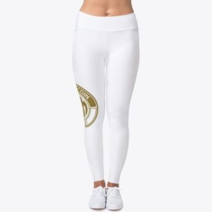 Official CryptoCoinMindSet Logo Leggings