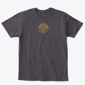 Official CryptoCoinMindSet Logo Kid's Tee