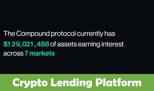 Crypto Lending Platform Compound Raises $25 Million