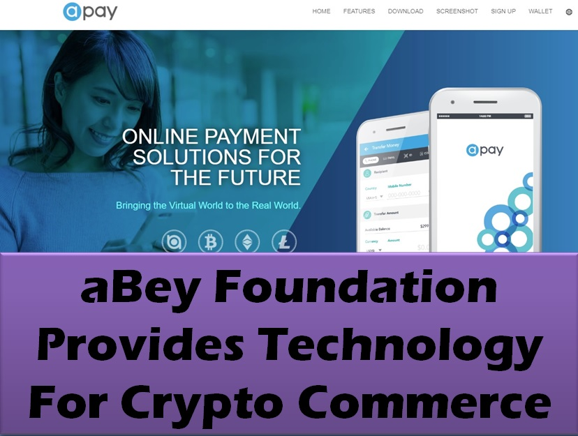 aBey Foundation Provides Tech For Crypto Commerce