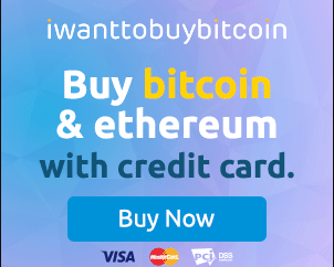 By Bitcoin and Ethereum with a credit card quickly and securely