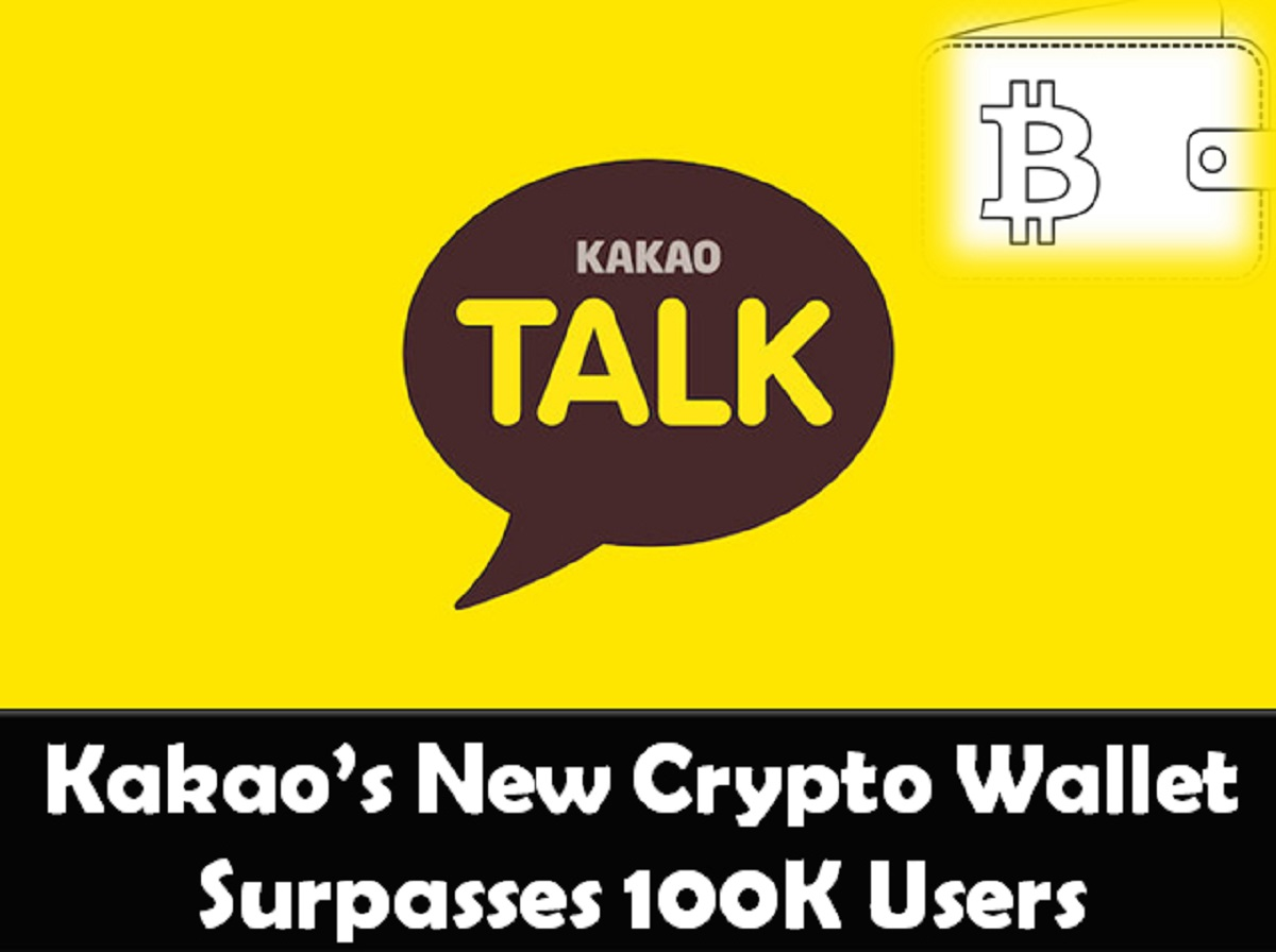Kakao's New Crypto Wallet Surpasses 100K Users