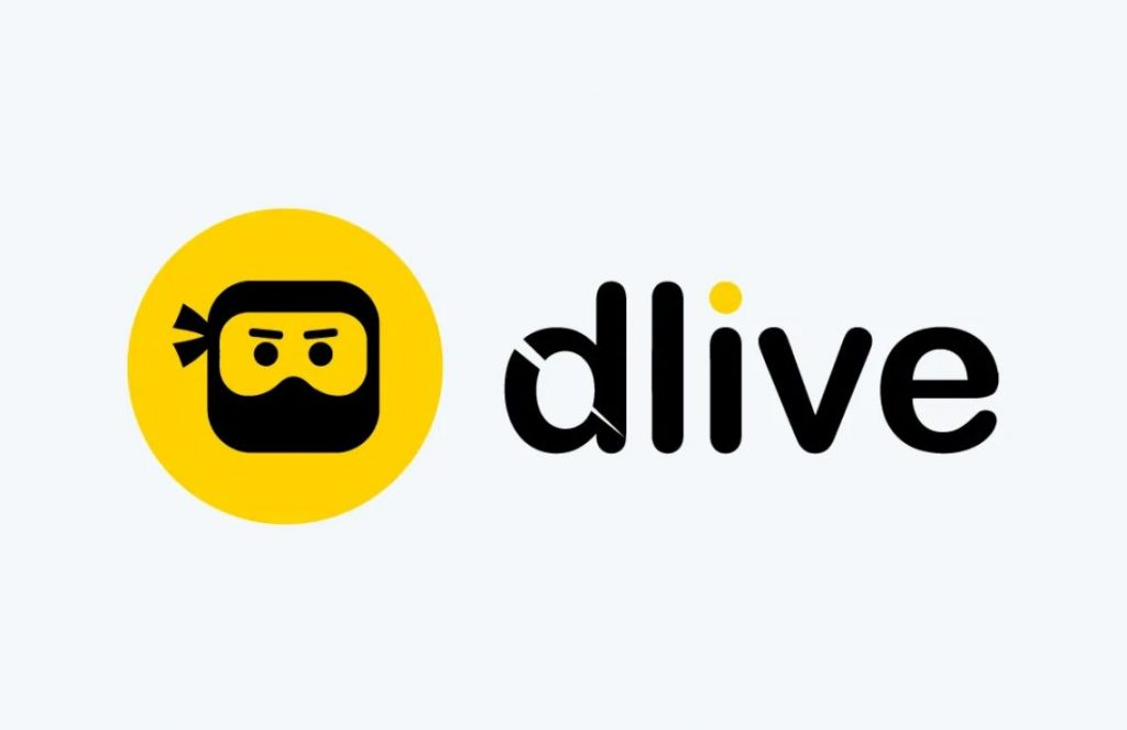 dlive - blockchain based video streaming site