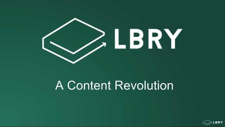 LBRY - blockchain based censorship resistant file sharing site