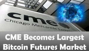 CME Becomes Largest Bitcoin Futures Market