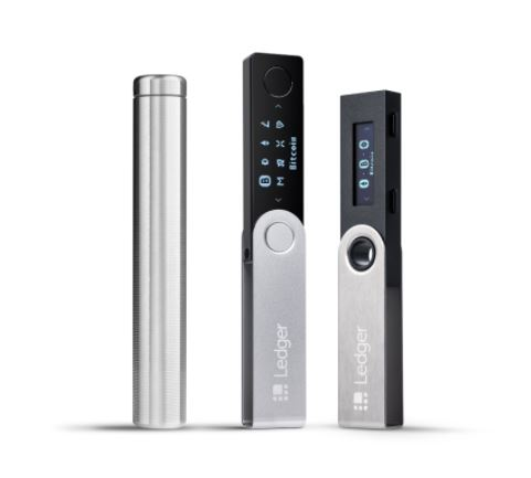 Ledger Cryptocurrency Hardware Wallets
