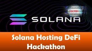 Solana Hosting DeFi Hackathon