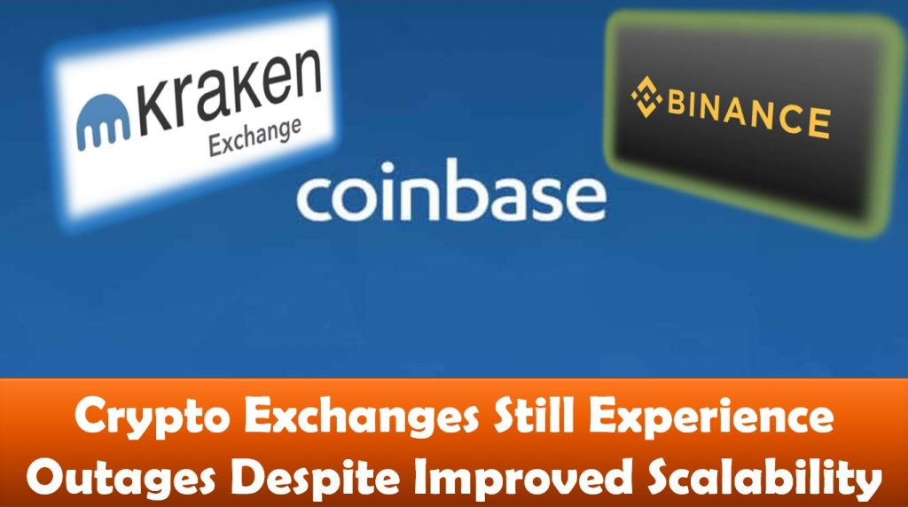 Crypto Exchanges Still Experience Outages Despite Improved Scalability