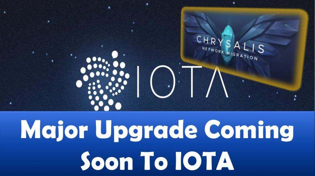 Major Upgrade Coming Soon To IOTA