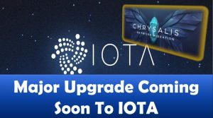 Major Upgrade Coming Soon To IOTA