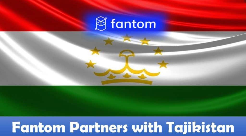 Fantom Partners with Tajikistan