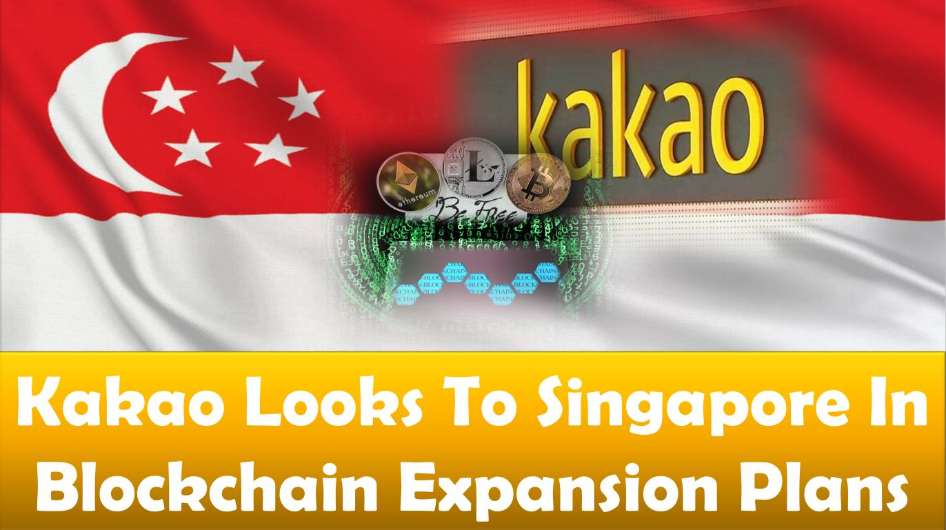 Kakao Looks To Singapore In Blockchain Expansion Plans