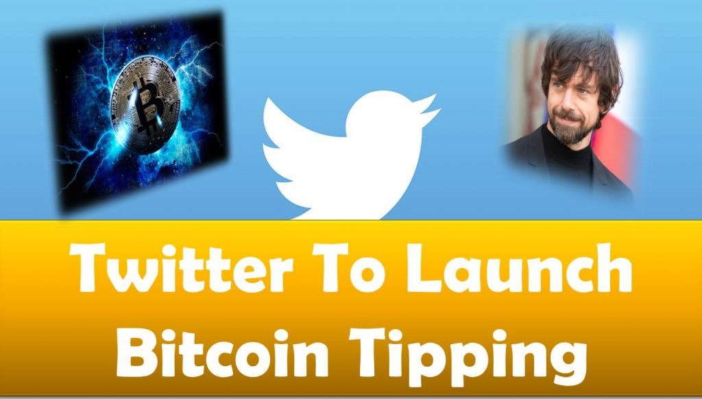 Twitter To Launch Bitcoin Tipping